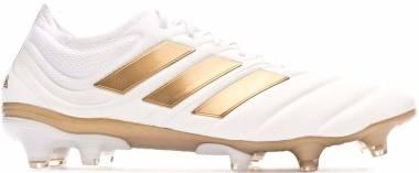 Adidas Copa 19.1 Firm Ground - White (F35516)