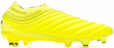 Adidas Copa 19+ Firm Ground - Solar yellow (F35515)