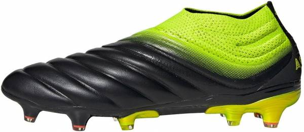 Adidas Copa 19+ Firm Ground Black