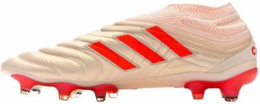 Adidas Copa 19+ Firm Ground White Men