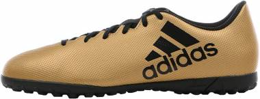 Adidas X Tango 17.4 Turf - Gold
