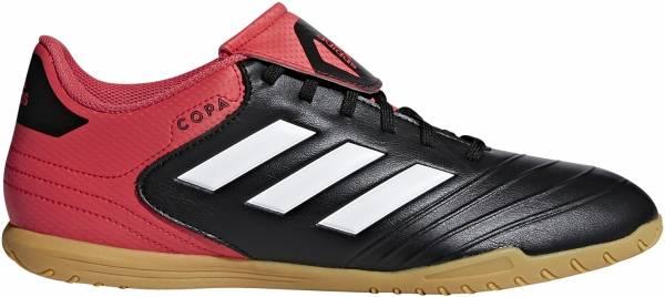 f9a2dd32318d Adidas Copa Tango 18.4 Indoor Black (Cblack Ftwwht Reacor Cblack Ftwwht