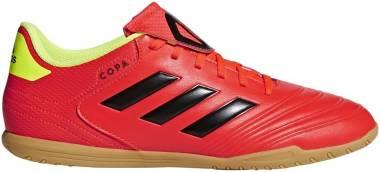005ef659e34 Adidas Copa Tango 18.4 Indoor Solar Red Black Solar Yellow Men
