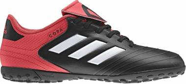 Adidas Copa Tango 18.4 Turf Black (Cblack/Ftwwht/Reacor Cblack/Ftwwht/Reacor) Men