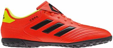 Adidas Copa Tango 18.4 Turf - Solar Red/Black/Solar Yellow