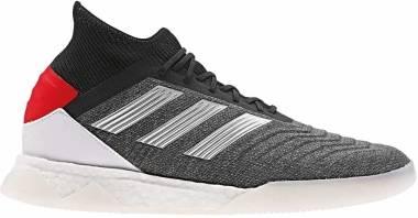 Adidas Predator 19.1 Trainers - Grey (D98058)