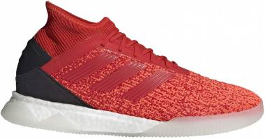 Adidas Predator 19.1 Trainers - Red/Red (D98057)