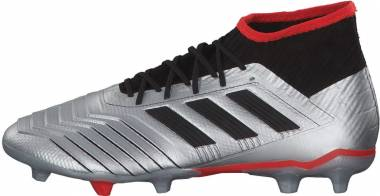 Adidas Predator 19.2 Firm Ground - Silver (F35601)