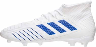 Adidas Predator 19.2 Firm Ground Weiss Men