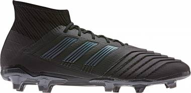 Adidas Predator 19.2 Firm Ground - schwarz