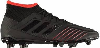 Adidas Predator 19.2 Firm Ground Black Men