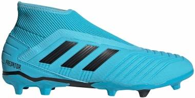 Adidas Predator 19.3 Firm Ground - Blau (G27923)