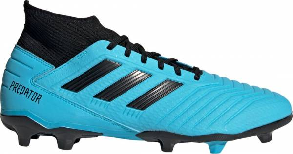 Adidas Predator 19.3 Firm Ground - Blau (F35593)
