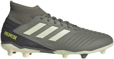 Adidas Predator 19.3 Firm Ground - Green (EF8208)