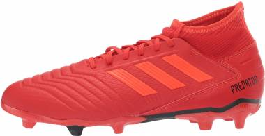 Adidas Predator 19.3 Firm Ground - Red (BB9334)