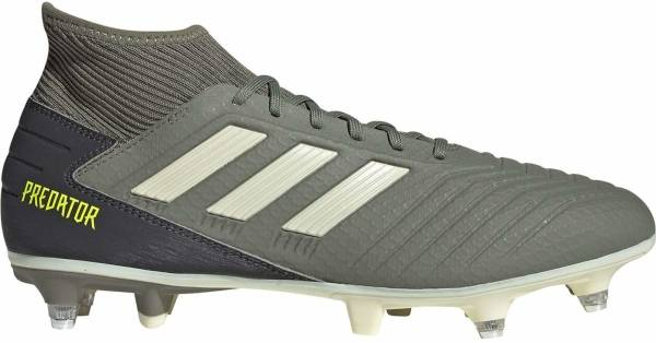 Adidas Predator 19.3 Soft Ground - Green (EG2830)