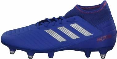 Adidas Predator 19.3 Soft Ground - Blue (D97957)