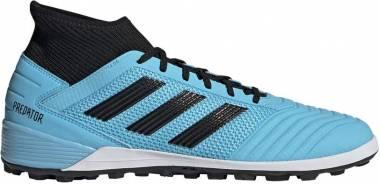 Adidas Predator 19.3 Turf - Blau (F35626)
