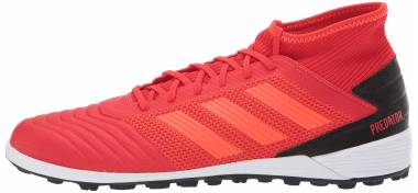 Adidas Predator 19.3 Turf Active Red/Solar Red/Black Men