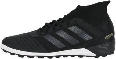 Adidas Predator 19.3 Turf - Black/Black/Gold Metallic (F35627)
