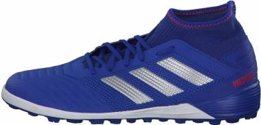 Adidas Predator 19.3 Turf Bold Blue/Silver Metallic/Active Red Men
