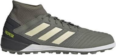 Adidas Predator 19.3 Turf - Grün