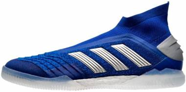 Adidas Predator Tango 19+ Indoor - Boblue/Silvmt/Actred