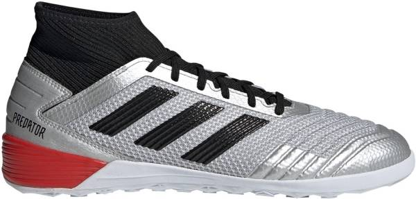 Adidas Predator Tango 19.3 Indoor - Silber