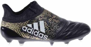 Adidas X 16+ Purechaos Soft Ground - Black;gold (S79536)