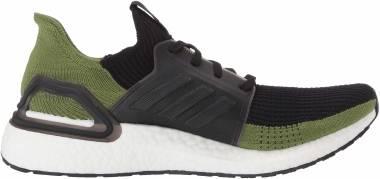 Adidas Ultraboost 19 - Core Black Core Black Tech Olive (G27511)