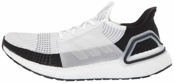 Adidas Ultraboost 19 - Ftwwht Ftwwht Gretwo (B37707)