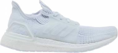 Adidas Ultraboost 19 White/White/Core Black Men