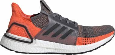 Adidas Ultraboost 19 - GREY FOUR F17/core b