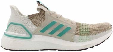 Adidas Ultraboost 19 - Trace Khaki / True Green / Raw Sand (F35239)