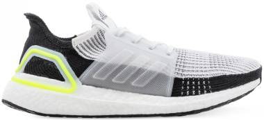 Adidas Ultraboost 19 - Cloud White Grey One Grey Three (EF1344)
