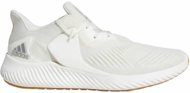 Adidas AlphaBounce RC 2.0 - Off White Silver Metallic Cloud White