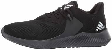 Adidas AlphaBounce RC 2.0 - Black White Carbon