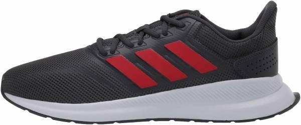 Adidas Runfalcon - Grey Six/Scarlet/Ftwr White (EG8602)