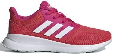 Adidas Runfalcon - Shock Red Footwear White Shock Pink (EG2550)