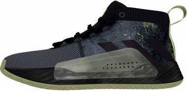 Adidas Dame 5 - Grey/Grey/Black