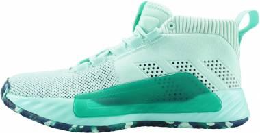 Adidas Dame 5 - Green (BB9314)