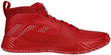 Adidas Dame 5 - Red (EE5433)