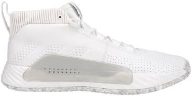 Adidas Dame 5 - White (EE5424)