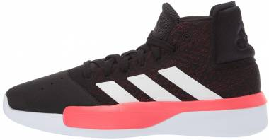 Adidas Pro Adversary  - Noir Blanc Rouge Flash