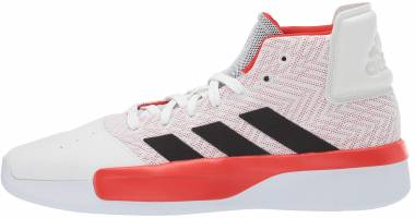 Adidas Pro Adversary  White/Active Red/Black Men