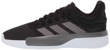 Adidas Pro Adversary Low - Black Core Black Grey Four F17 Ftwr White (CG7099)