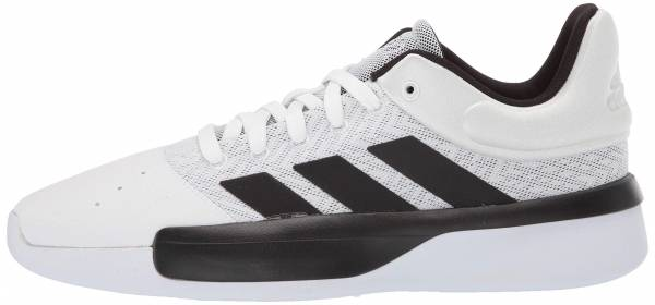 Adidas Pro Adversary Low - White/Black/Grey (CG7098)