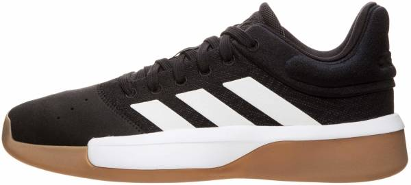 Adidas Pro Adversary Low - Black Core Black Ftwr White Gum 3 (CG7097)