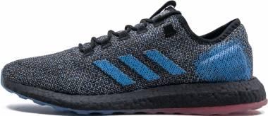 Adidas Pure Boost LTD - Core Black Core Black Active Red
