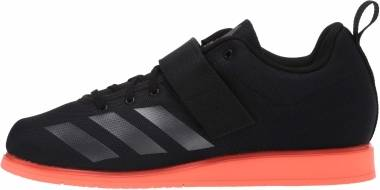 Adidas Powerlift 4 - Core Black Night Met Signal Coral (EF2981)